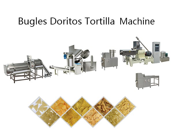 Bugles Doritos Tortilla Machine