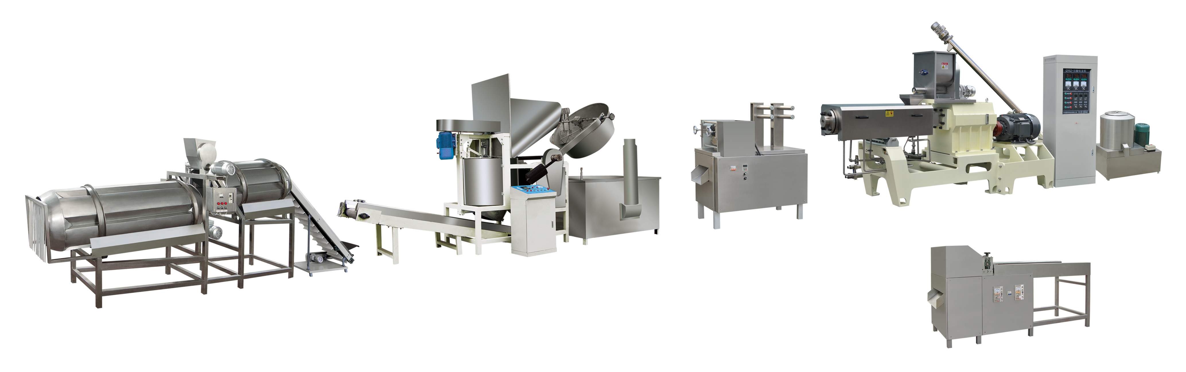 bugle tortilla doritos making machine