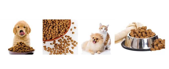 dried pet food machinery
