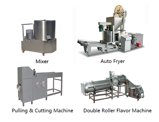 wheat flour bugle tortilla doritos making machine