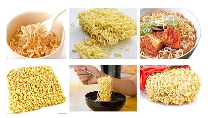 instant cup noodles machine