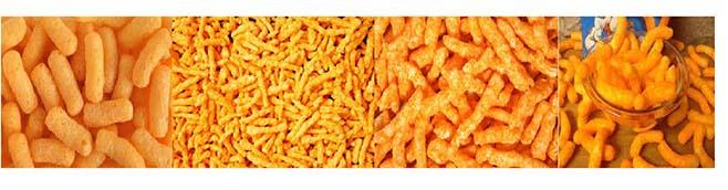 high production kurkure cheetos nik naks making machine