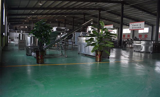 wheat nutritional powder machinery equipment
