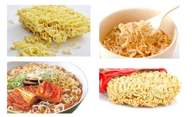 small instant noodle making machine