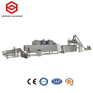 Extruded Dried Pet Food Machine Production Line