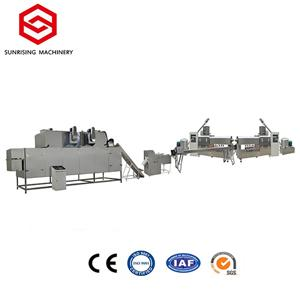 Pet Dog Center Filling Chewing Food Making Machine