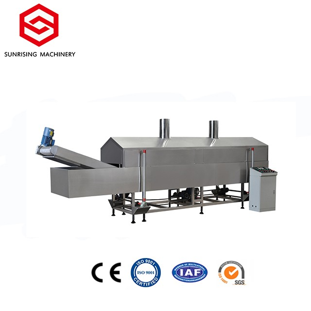 High Quality supply 2d 3d Frying Pellet Snacks Making Machine Manufacturers
