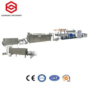 Nutritional Artificial Rice Extruder Making Machine