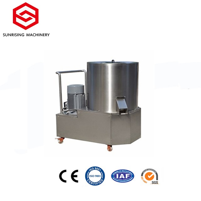 China Sales automatic chemical Drilling Fluid cassava Modified Starch Extruder Making Machine Factory