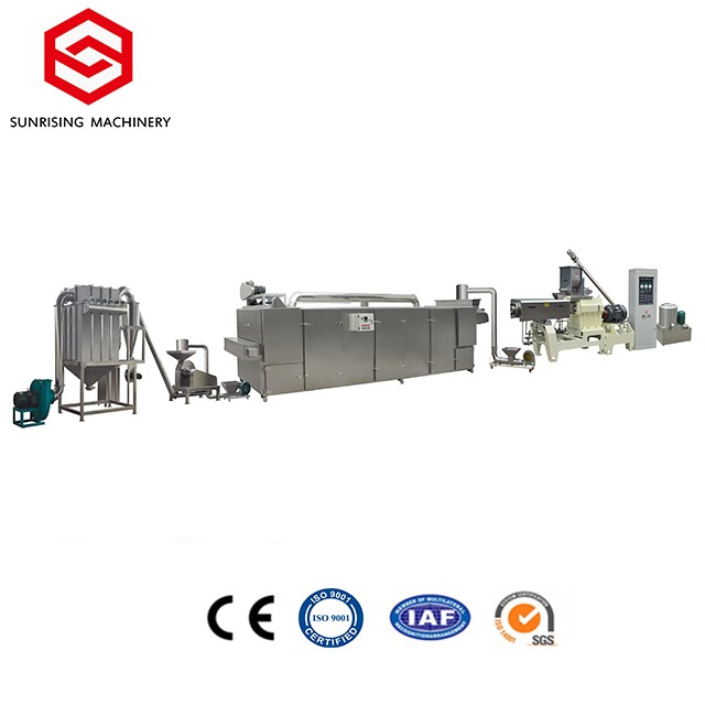 Automatic Corn Cassava Modified Starch Extruder Machine