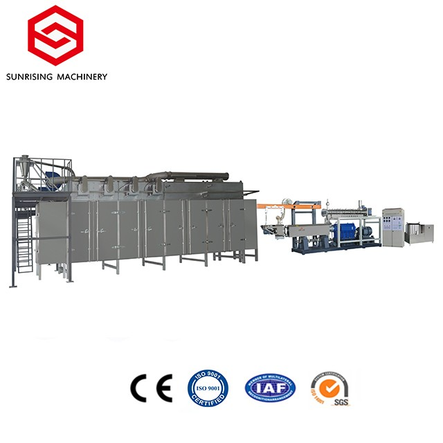 Vegetarian Meat Textured Soy Protein Making Machine Manufacturers, Vegetarian Meat Textured Soy Protein Making Machine Factory, Supply Vegetarian Meat Textured Soy Protein Making Machine