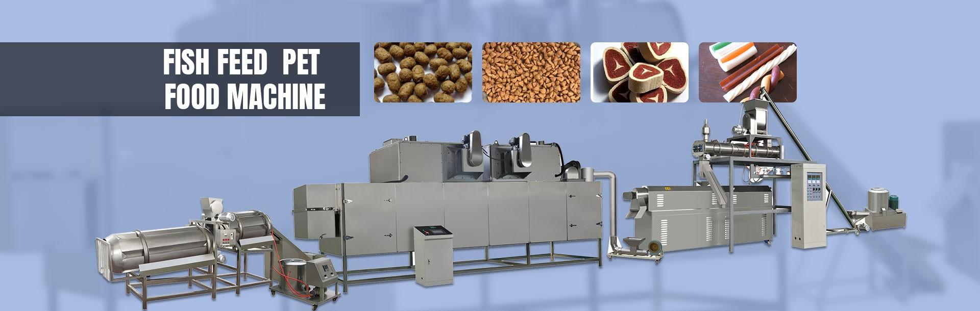 Máquina de Comida Animal
