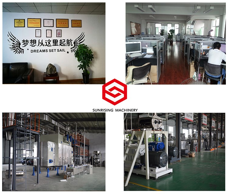 Jinan Sunrising Machinery Co., Ltd.