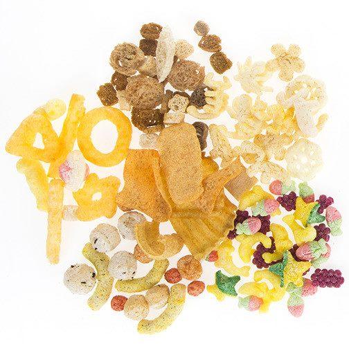 snack extruder machine prices