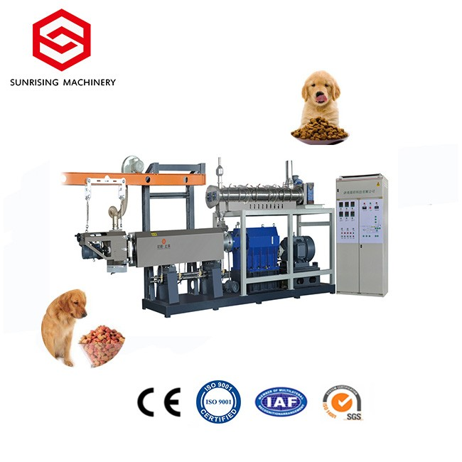 Animal Food Pet Dog Food Bulking Making Machine