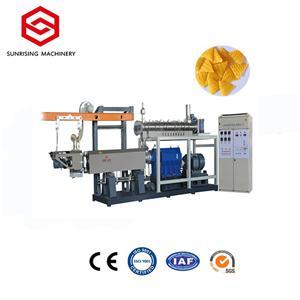 3d Snack Pellet Food Extruder Processing Line