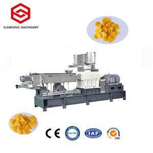 2d 3d Frying Pellet Snacks Making Machine