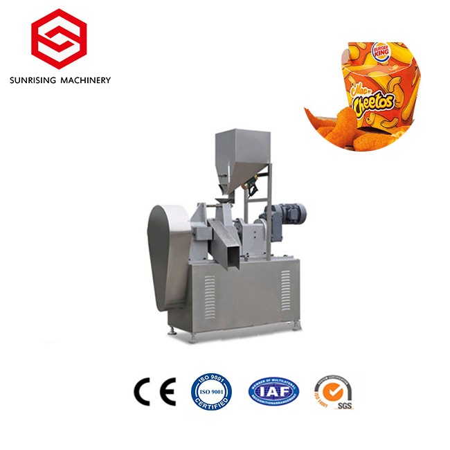 Baked Automatic Cheeto Nik Nak Kurkure Snack Machine