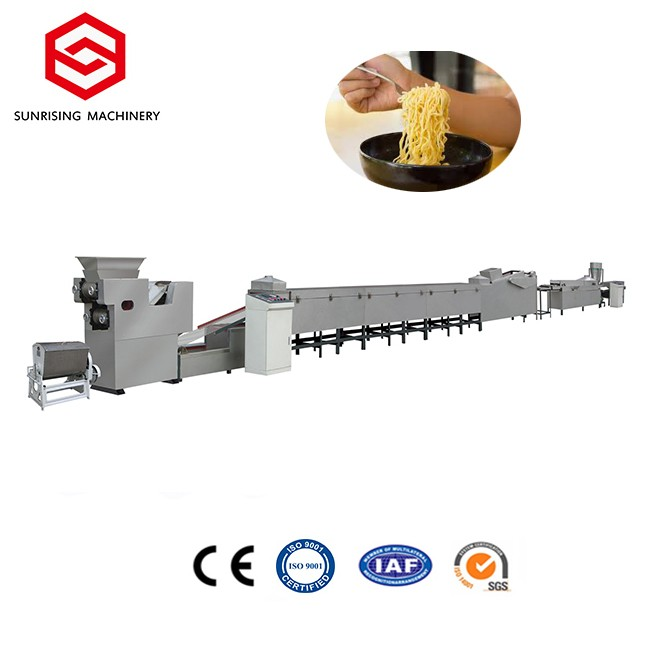Automatic Mini Instant Noodle Production Machine