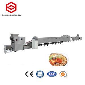 फास्ट फूड फ्राइंग इंस्टेंट कप नूडल प्रोडक्शन मशीन