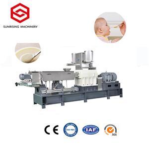 Wheat Nutritional Grain Powder Food Extruder Machine