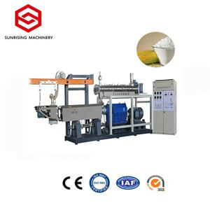 Drilling Fluid Modified Starch Extruder Making Machine