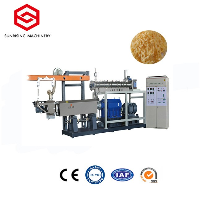 High Capacity Panko Bread Crumb Extruder Making Machine