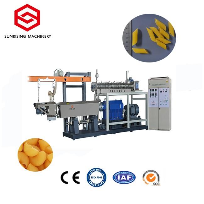 Shell Shaped Pasta Macaroni Food Making Machine