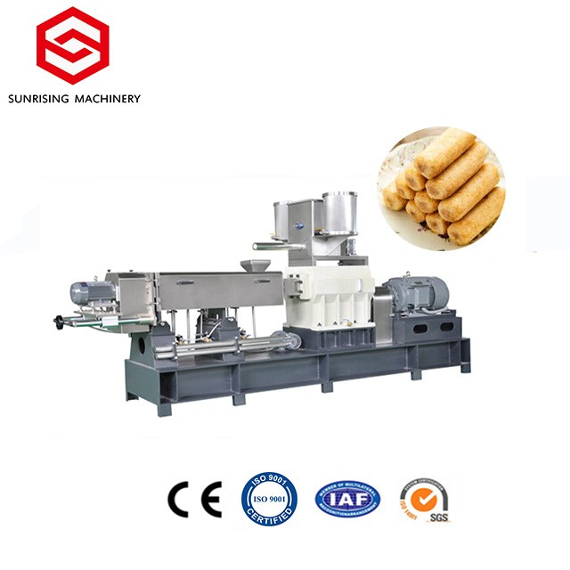 Automatic Extruded Core Filling Snack Food Machine