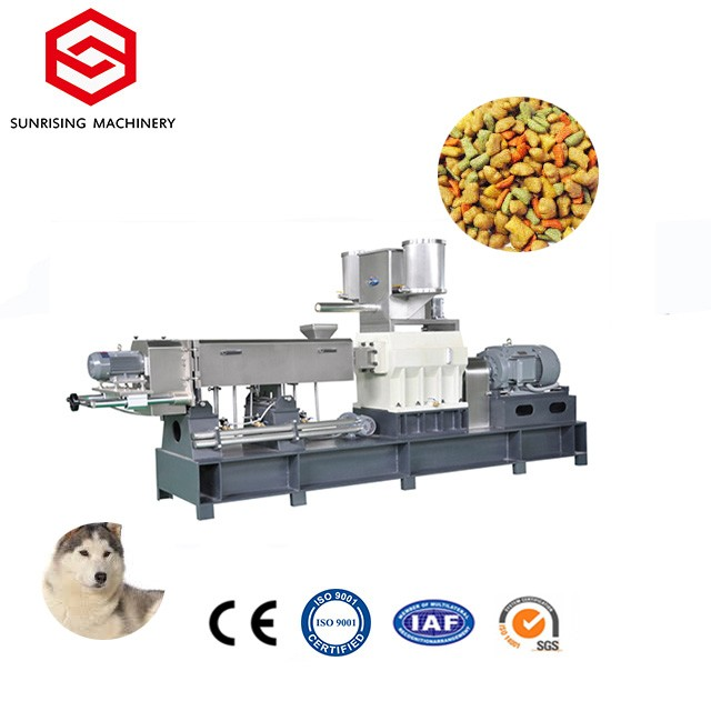 China Supply Canned snack dog Cat Pet Food Pellet Feed extrusion Machine Quotes