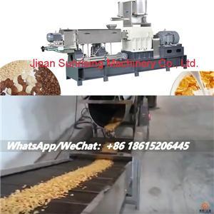 saudi arabia 100 120kg corn flakes production line
