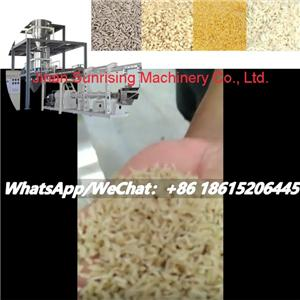 Dominican artificial rice 250kg per hour