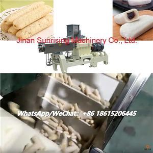 Muliti extruder core filling production line
