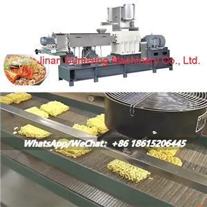Instant noodle machine promotion video