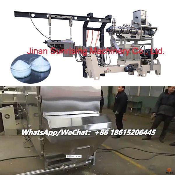 modifid starch machine