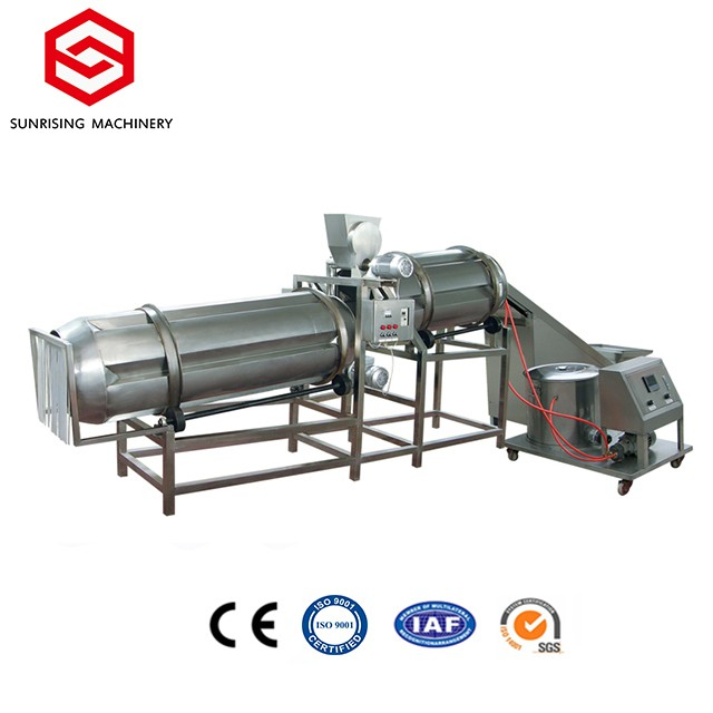 Small extruder puffing snack machine Manufacturers, Small extruder puffing snack machine Factory, Supply Small extruder puffing snack machine