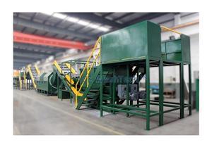 3000kg / h PET Şişe Geri Dönüşüm ve Yıkama Sistemi