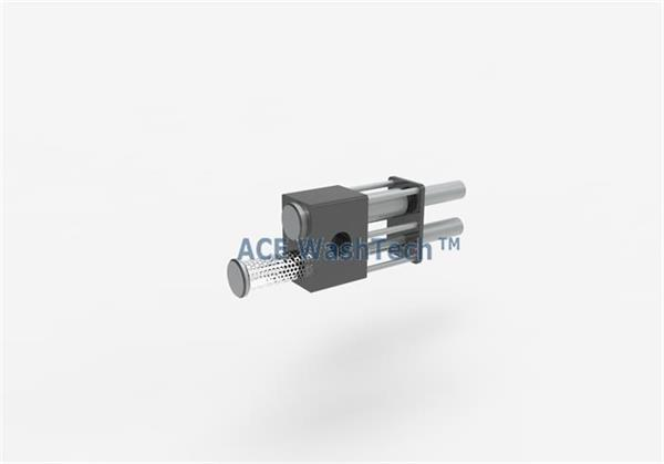 Waste plastic flake recycling machines