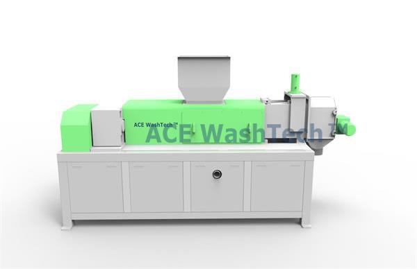 plastik pullar için yıkama hattı