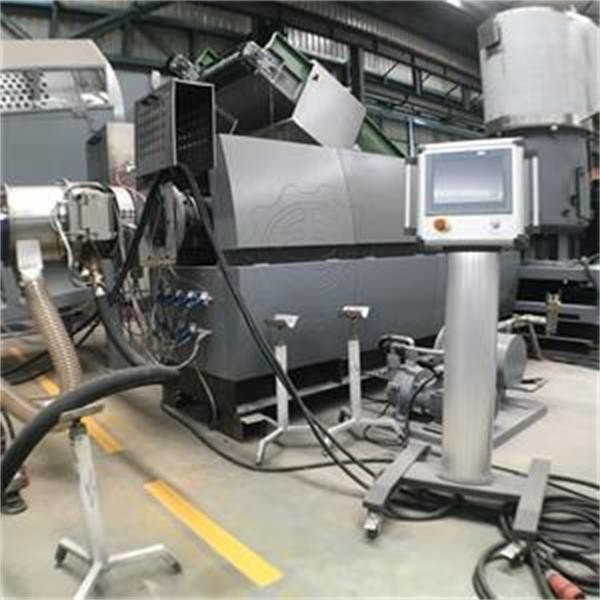 KCP120 PP Woven Fabric Recycling Plant