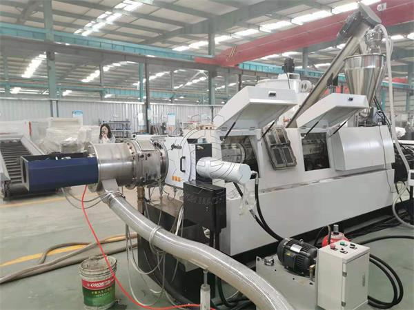 HDPE recycling equipments