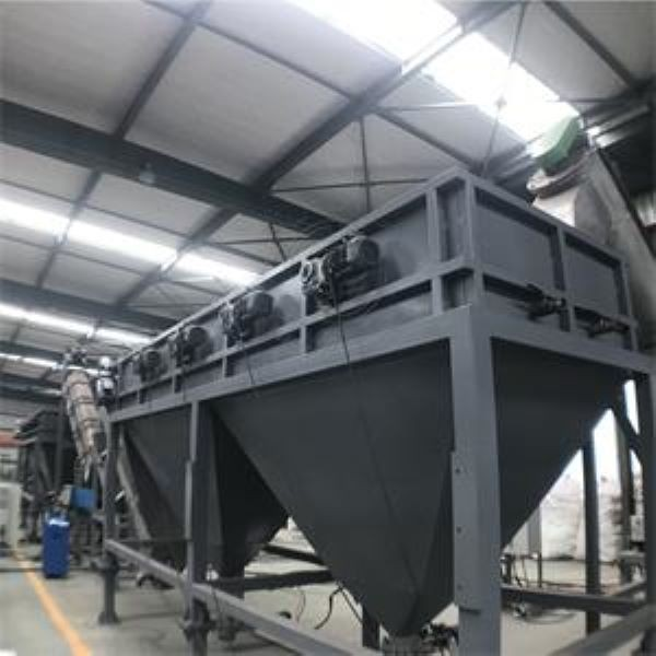 500kg/h PE film Washing line