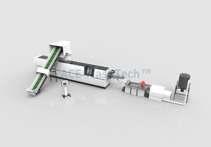 AWTech 80 PP PE Film Agglomeration And Water-ring Pelletizing Line Manufacturers, AWTech 80 PP PE Film Agglomeration And Water-ring Pelletizing Line Factory, Supply AWTech 80 PP PE Film Agglomeration And Water-ring Pelletizing Line