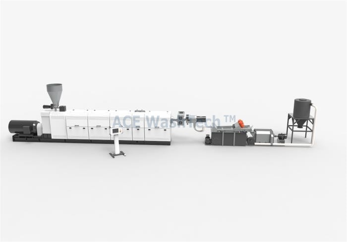 AWTS 80 Single Screw Extrusion System