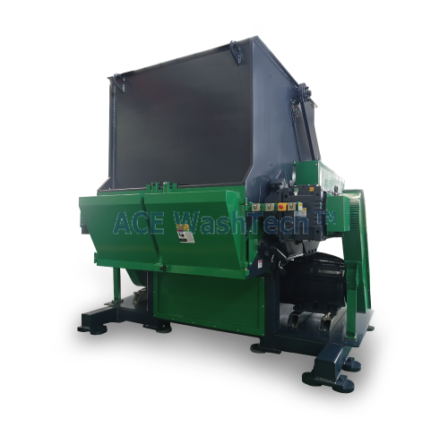 AGS 1500 Single Shaft Shredding Device