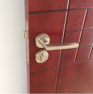pvc interior wooden door