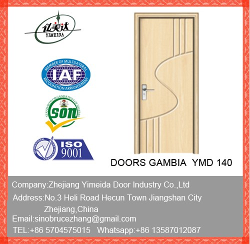 PVC Interior Doors With Frosted Glass Manufacturers, PVC Interior Doors With Frosted Glass Factory, Supply PVC Interior Doors With Frosted Glass