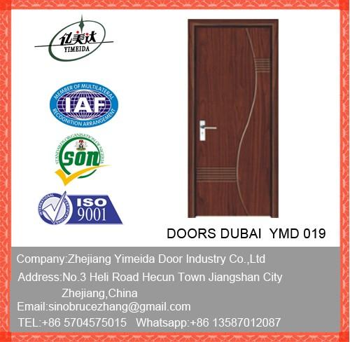 Turkish MDF Door With Upper Frame