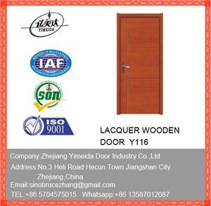 Home New Design Wooden Doors For Interiors