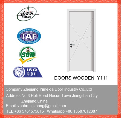 Interior Paint Wooden Doors Design